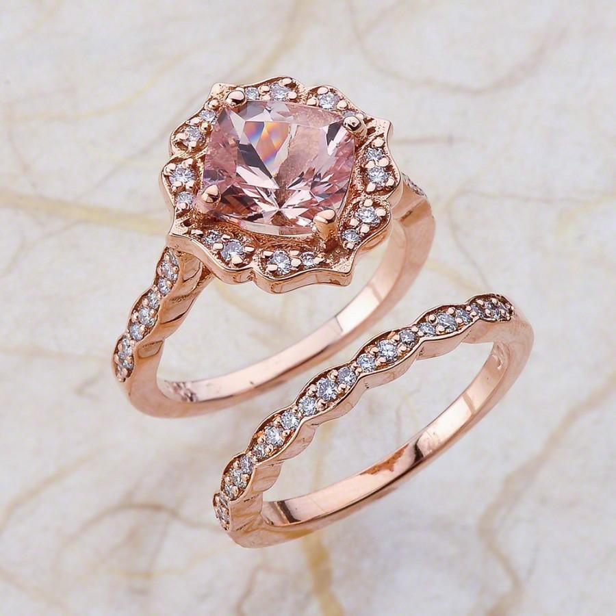 pink wedding rings pink diamond wedding band Wedding Rings Enchanting Pink Wedding Rings Concepts pink wedding rings