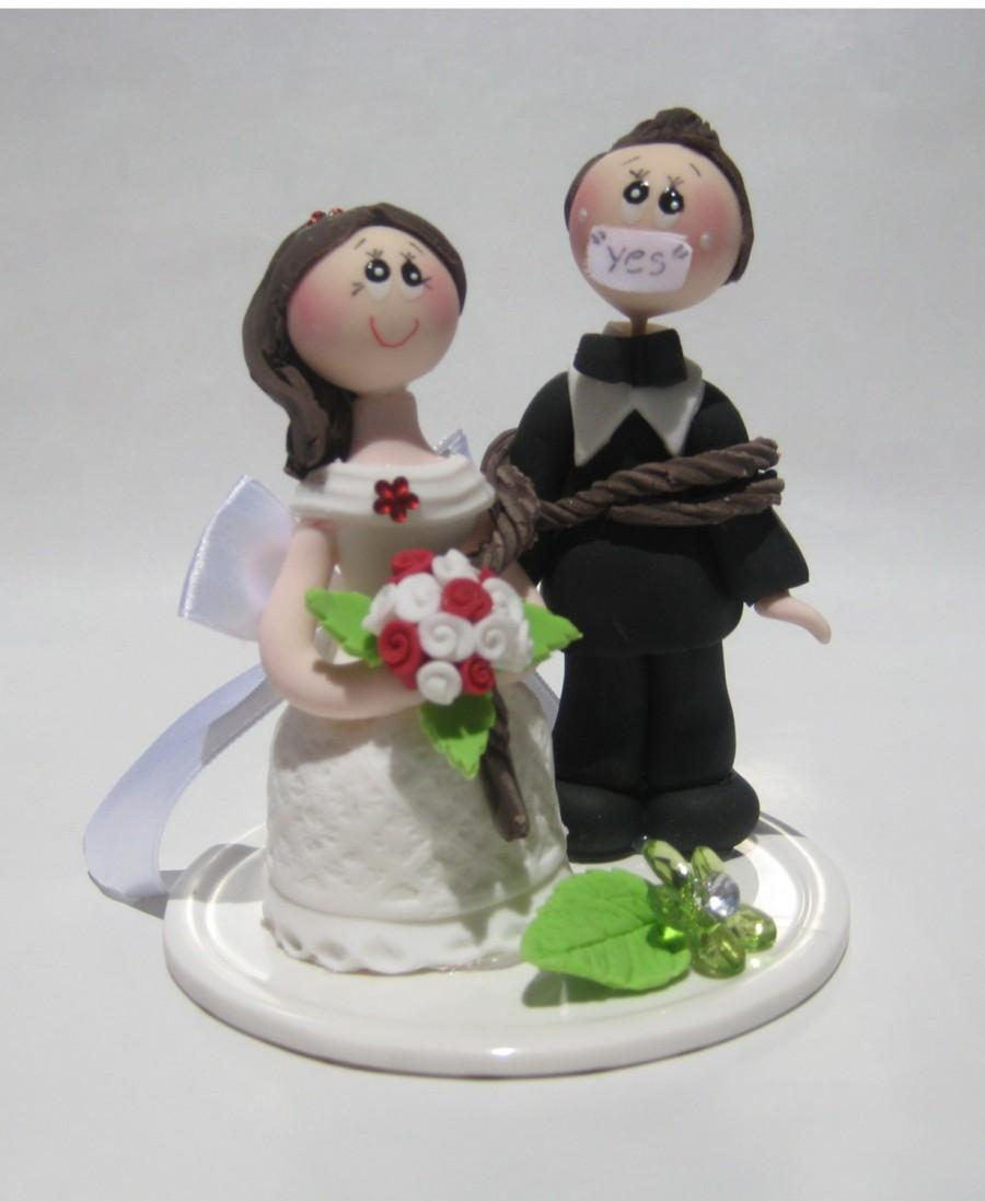 Fullsize Of Funny Wedding Cake Toppers