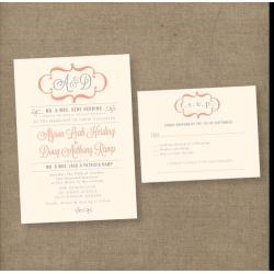 Small Crop Of Vintage Wedding Invitations