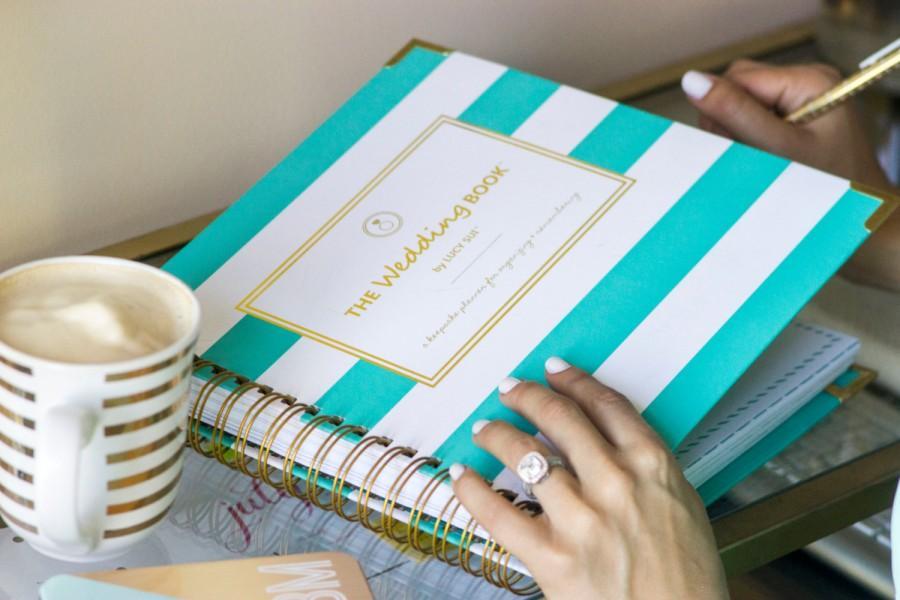 Wedding Planner Book Wedding Book Keepsake Organizer Wedding