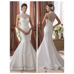 Small Crop Of Illusion Wedding Dresses