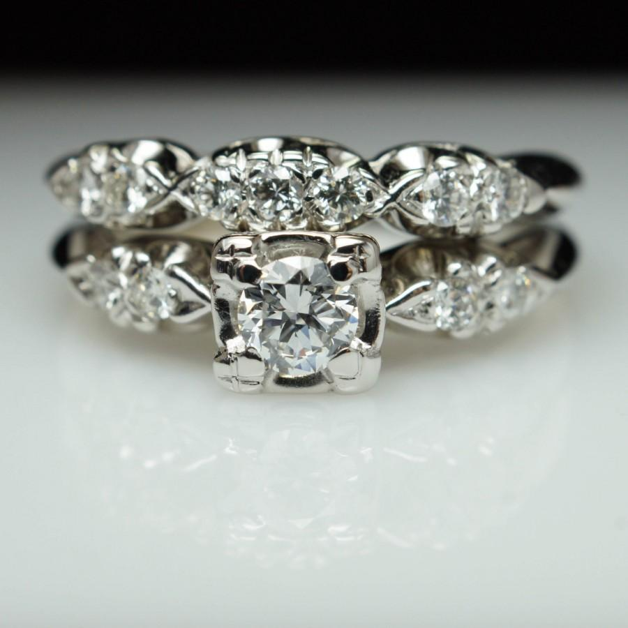 what sort of wedding band should i get for my art deco engagement ring art deco wedding band Post 2