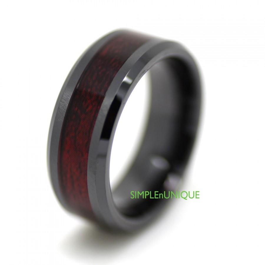 download - Black Wedding Ring For Him