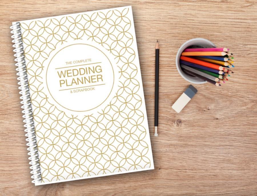 Wedding Planner Binder- Plan Your Wedding Your Way 150 Page Planner