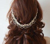Wedding Hair Jewelry, Bridal Hair Jewellery, Wedding ...