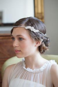 1920s Wedding Headpiece - Downton Abbey Style - Great ...