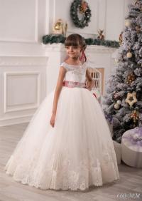 ivory lace junior bridesmaid dress ivory flower girl dress ...