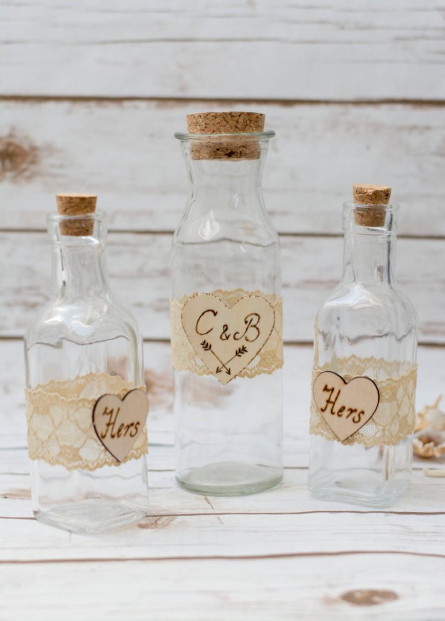 on sale love never fails rustic barn wedding sand ceremony Wedding Sand Ceremony Frame Set zoom