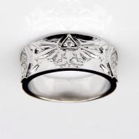 Legend Of Zelda Engagement Wedding Commitment Promise Ring ...