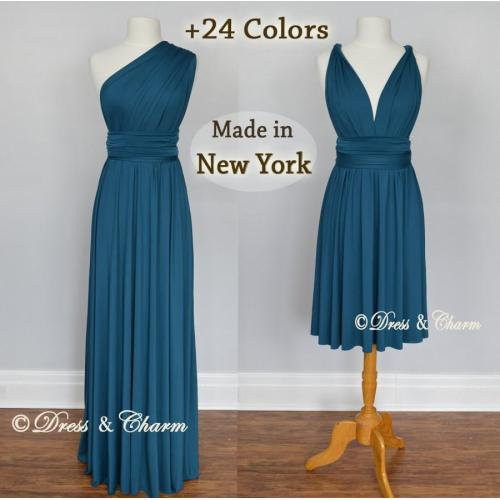 Medium Crop Of Convertible Bridesmaid Dress