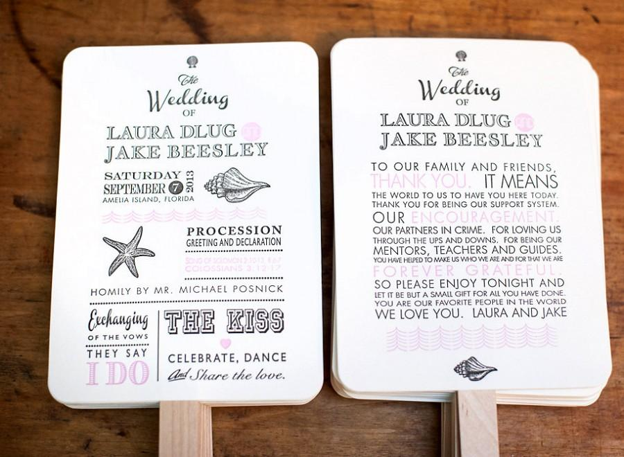 Bridesmaid dress » wedding program fan kits michaels Bow