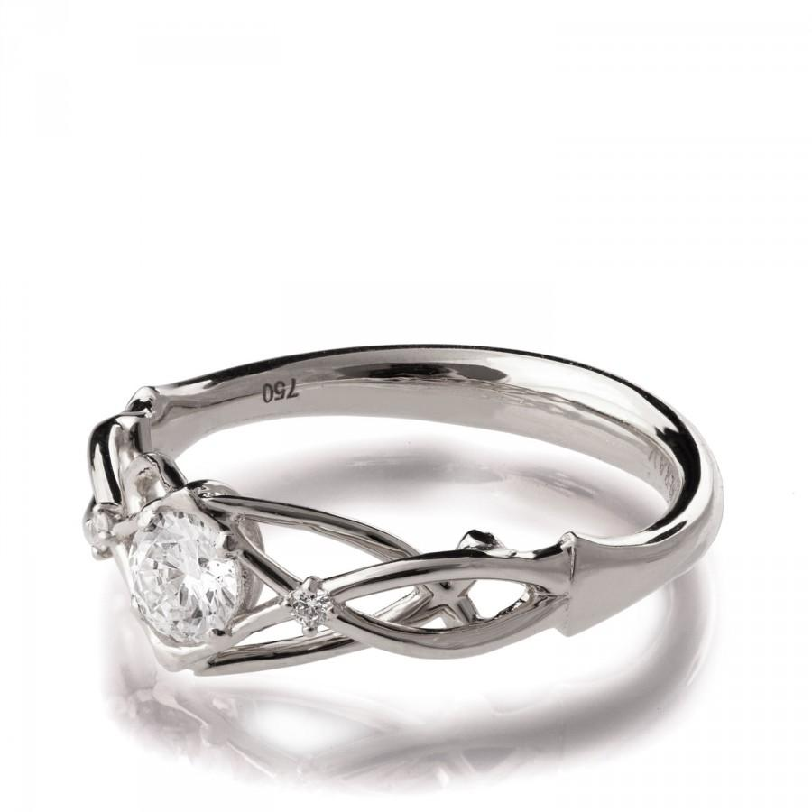 unique wedding ring Mens or Womens Sparkleblast 6mm 4mm Sparkle Wedding Ring Band