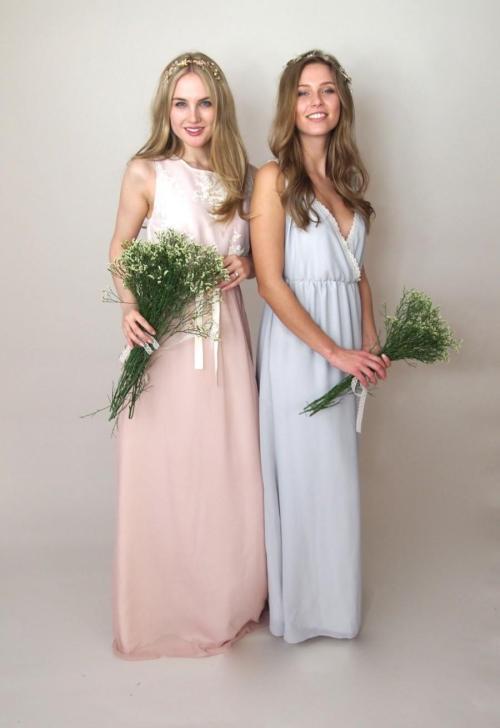 Medium Of Bohemian Bridesmaid Dresses
