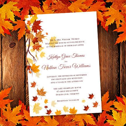 Printable Wedding Invitation Template \ - invitations in word