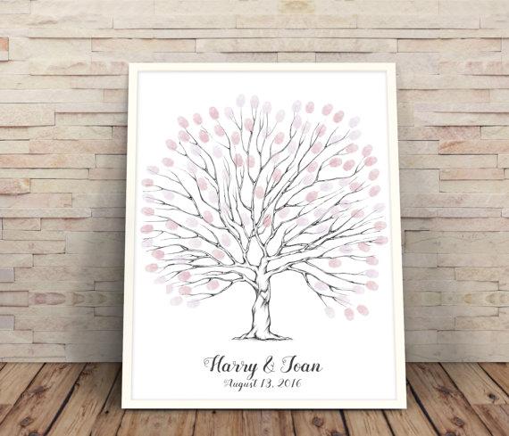Printable Wedding Tree, Wedding Tree Printable, Wedding Tree