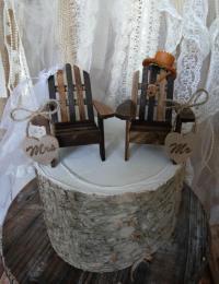 Lake Chairs-Adirondack Chairs-miniature-chairs-fisherman ...