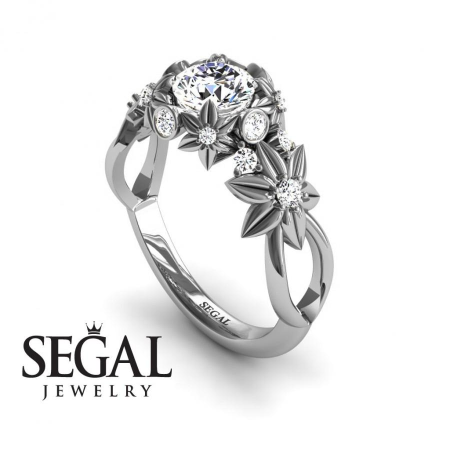 wedding ring flower flower wedding ring Wedding Rings And Flowers