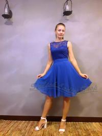 Cobalt Blue Bridesmaid Dresses | All Dress