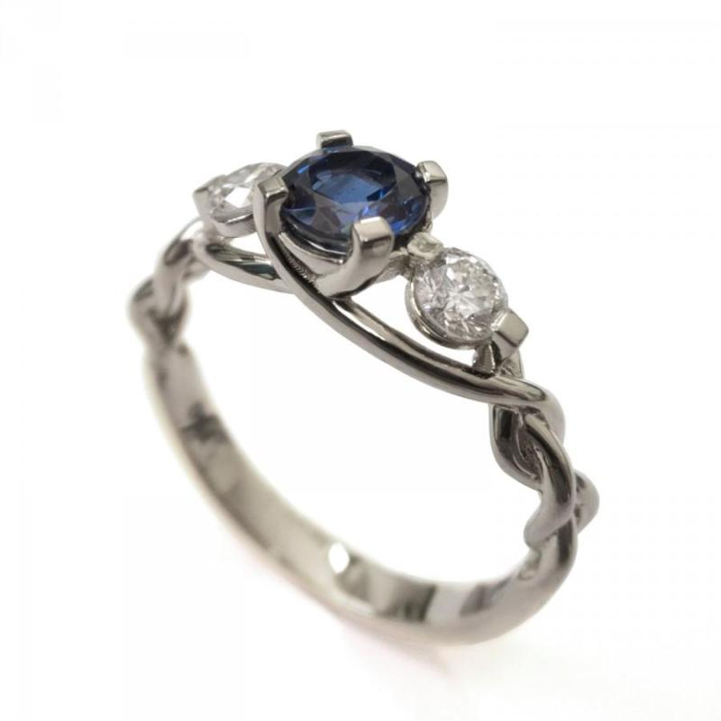 Large Of Gothic Wedding Rings