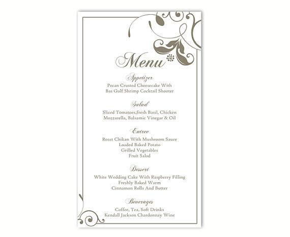 editable restaurant menu template - Minimfagency