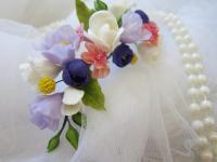 Bridal Flower Pins, Set Of 3 Pins, Wedding Hair Pins ...