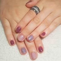 Sac Nail Designs For Short Nails - Nail Ftempo