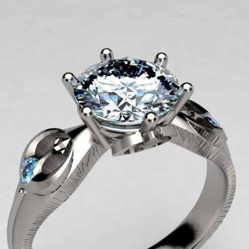 Medium Of Star Wars Wedding Rings
