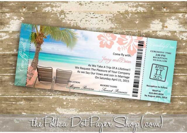 diy plane ticket wedding invitations - 28 images - flight ticket