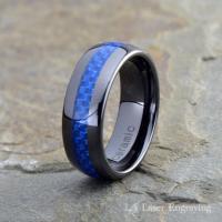 Ceramic Wedding Band, Mens Ring, Mens Wedding Bands ...