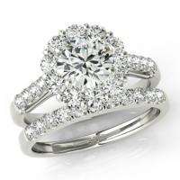 Moissanite Wedding Sets - Bridal Engagement Rings - Canada ...