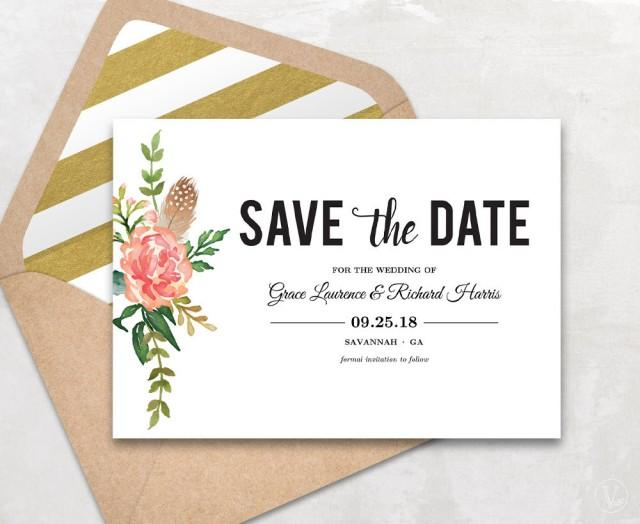 downloadable save the date templates - Onwebioinnovate