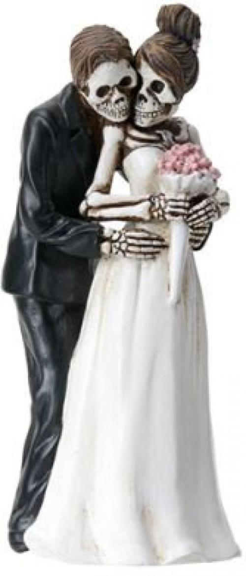 Medium Of Halloween Wedding Cakes