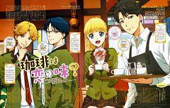 Tada Never Falls In Love Wallpaper Teresa Wagner Tada Kun Wa Koi Wo Shinai Zerochan Anime