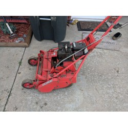 Small Crop Of Mclane Reel Mower