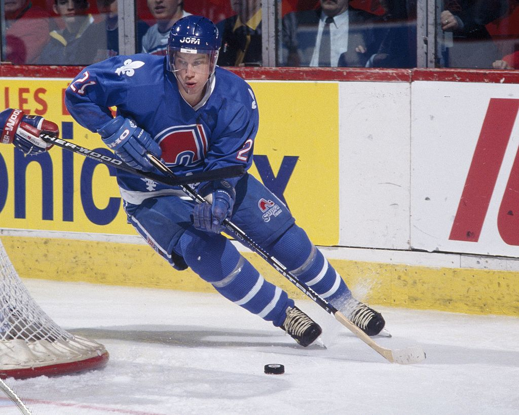 Marc Duchesne Hockey Quebec Nordiques A History Of Beer Brawls And Van Halen