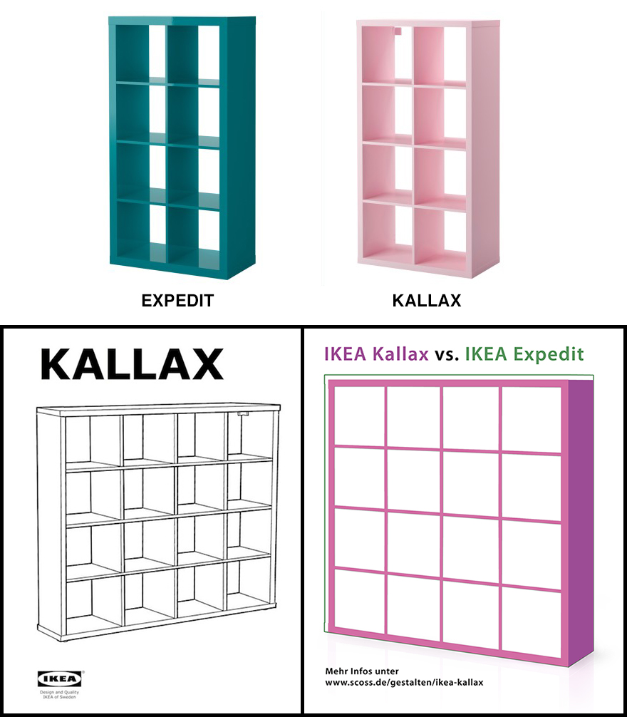 Ikea Kallax Ikea To Discontinue The Expedit Core77