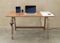 Artifox's Simple, Elegant Desk 01, Designed for Modern-Day ...