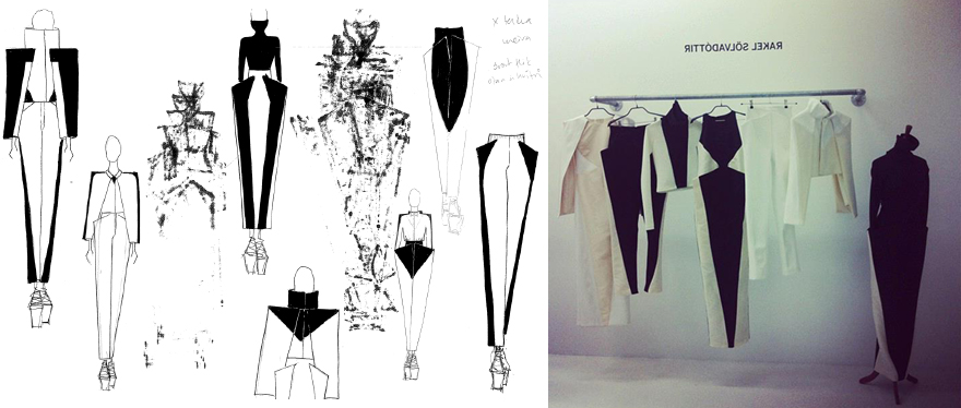 Creative Minds Fashion Designer Rakel Solvadottir on Icelandic - graphic design jobs from home