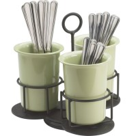Organizing the Silverware When There Isn't a Drawer - Core77