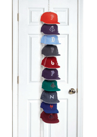 Organizing Baseball Caps - Core77