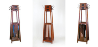 Unusual Furniture Design: A Mission-Style Freestanding ...