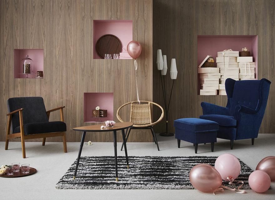 Ikea Decoracion De Interiores Ikea Bringing Back Vintage Furniture From The '50s, '70s