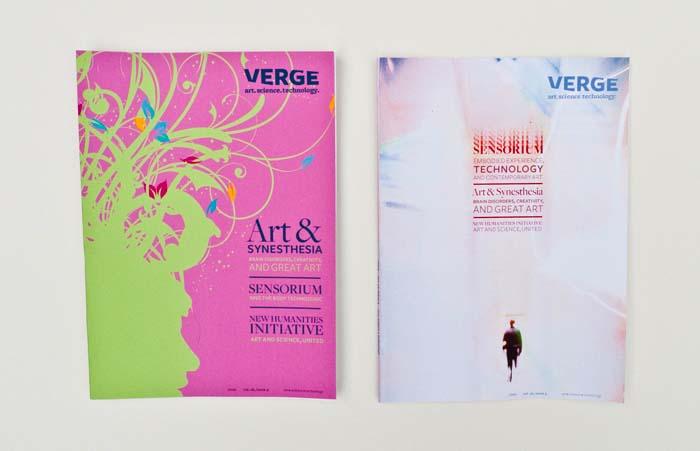 Verge Magazine by Meredith Lambert at Coroflot