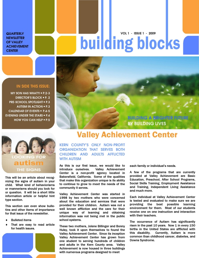 school newsletters examples - Josemulinohouse - free newsletter layout templates