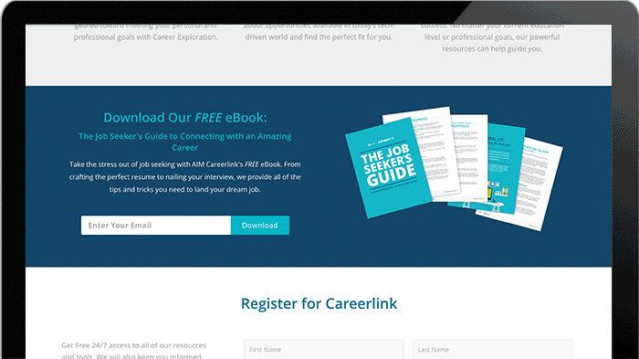 Careerlink Job Seeker\u0027s Guide by Kristen Kelly at Coroflot