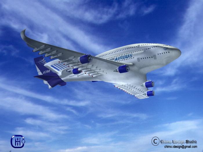 Airbus Iphone Wallpaper Airbus A390 Shark By Joakin Sales At Coroflot Com