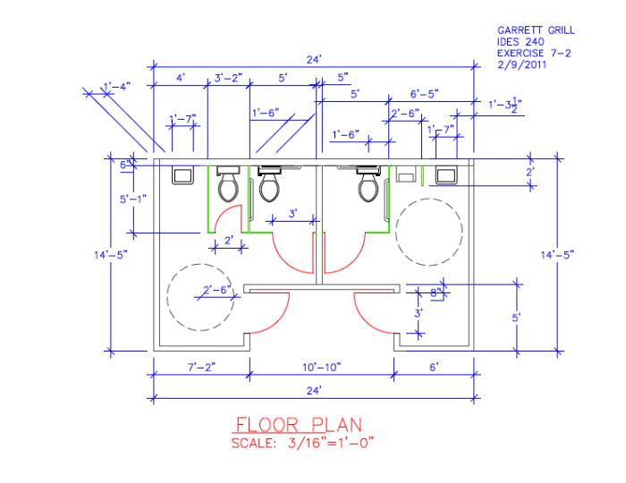 bathroom floor plans bathroom stall bathroom layout commercial