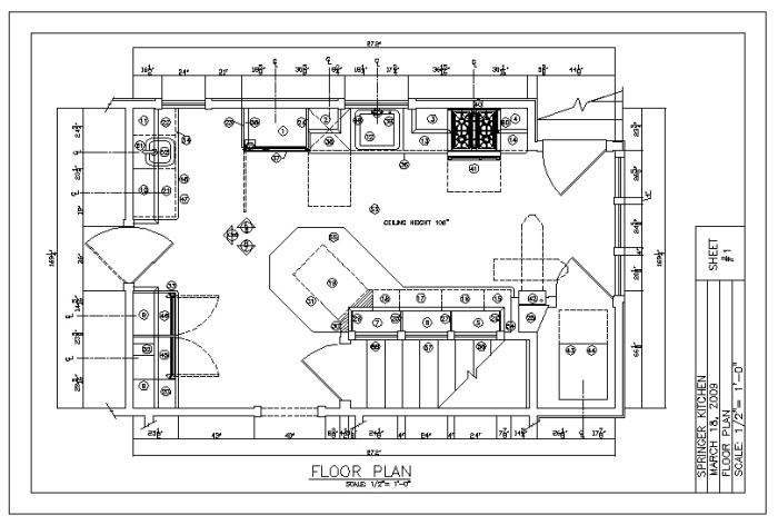 electrical drawing in autocad