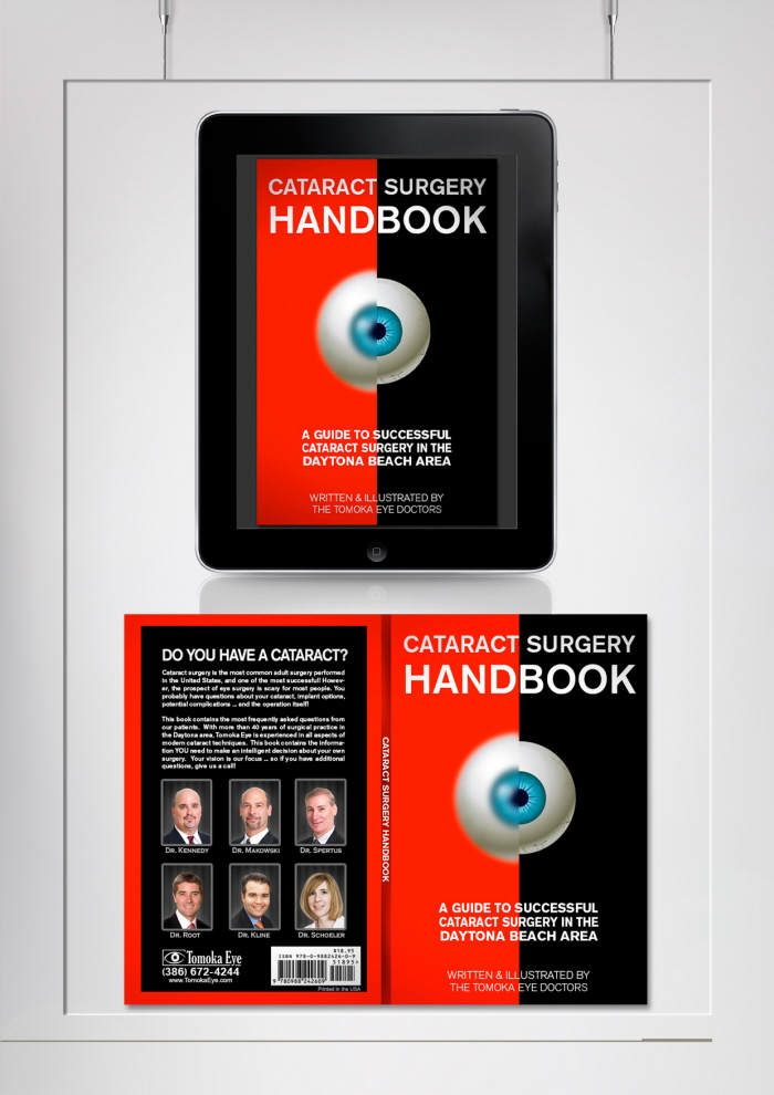 Cataract Surgery Handbook - Cover Book + eBook by Ignacio Garcia at
