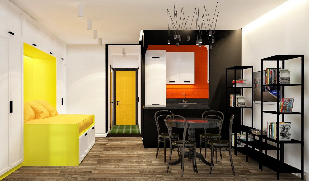 Lbpfqy Rdfhnbhs Design Project Apartment